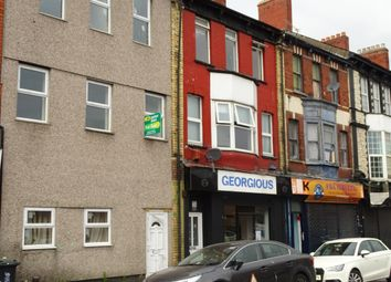 Thumbnail 4 bedroom terraced house for sale in Commercial Road, Newport