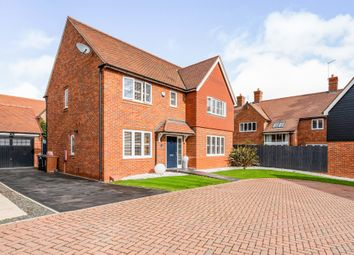 Thumbnail 5 bedroom detached house for sale in Bowlby Hill, Gilston, Harlow