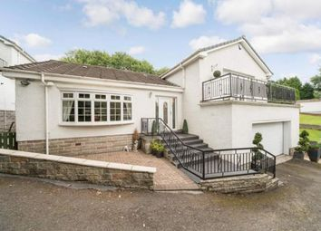 Thumbnail 4 bed detached house for sale in Sandyhills Road, Sandyhills, Glasgow