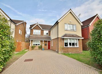 Thumbnail 3 bedroom detached house for sale in Coresbrook Way, Knaphill, Woking