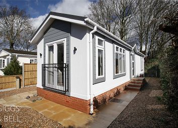 Thumbnail 2 bedroom property for sale in Limit Home Park, Northchurch, Berkhamsted, Hertfordshire