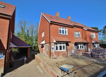 Thumbnail 3 bed terraced house for sale in The Chelwood, Mayfield Place, Love Lane, Mayfield