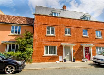 Thumbnail 4 bed semi-detached house for sale in Kirk Way, Myland, Colchester