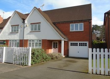 Thumbnail 4 bedroom semi-detached house to rent in Belmont Crescent, Northfield