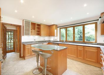 Thumbnail 4 bedroom detached house to rent in Oxshott Way, Cobham