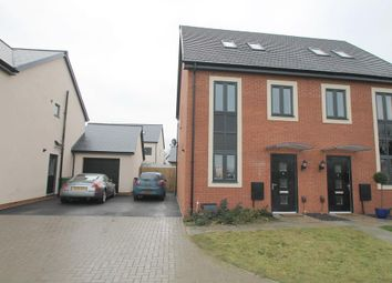 Thumbnail 3 bed semi-detached house for sale in Coral Drive, Bishops Cleeve, Cheltenham