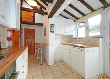 Thumbnail 3 bed detached house to rent in Lower Buckland Road, Lymington