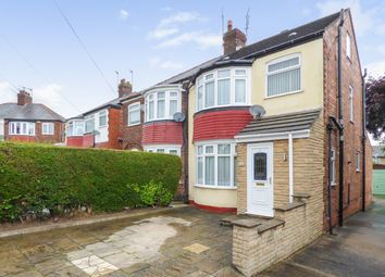 Thumbnail 3 bed semi-detached house for sale in Westfield Rise, Hessle