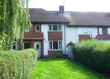 Thumbnail 2 bedroom terraced house for sale in Wiltshire Road, Chaddesden, Derby