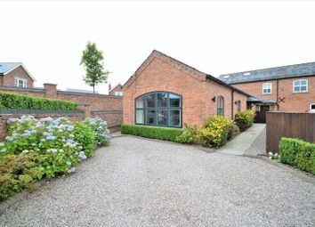 Thumbnail 2 bed barn conversion for sale in Dane Manor Barns, Northwich Road, Lower Whitley, Warrington