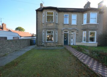 Thumbnail 3 bedroom semi-detached house to rent in Kirkley Park Road, Lowestoft