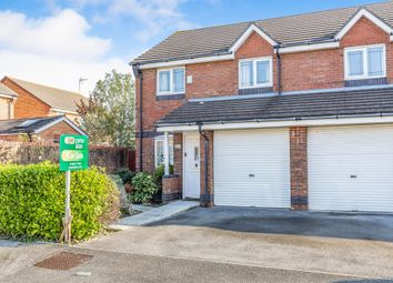 Thumbnail 3 bed semi-detached house for sale in Parc-Y-Berllan, Porthcawl