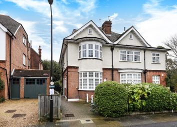 Thumbnail 3 bed flat for sale in Calonne Road, Wimbledon, London