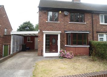 Thumbnail 3 bed semi-detached house to rent in Beaconsfield Rd, Broom, Rotherham