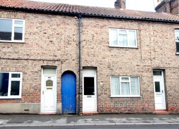 Thumbnail 2 bedroom property for sale in Middle Street North, Driffield