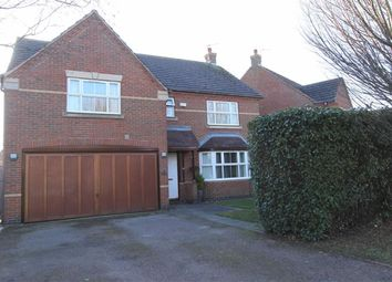 Thumbnail 4 bed detached house for sale in Crick Wharf, West Haddon Road, Crick, Northampton