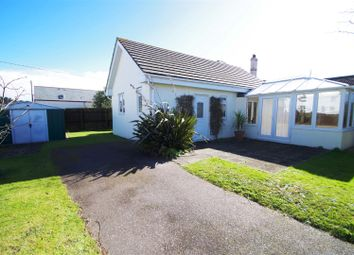 Thumbnail 1 bed detached bungalow for sale in Saunton Road, Braunton