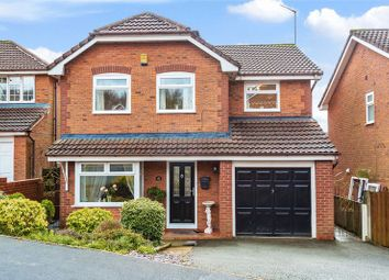 Thumbnail 4 bed detached house for sale in Parsonage Brow, Upholland, Skelmersdale