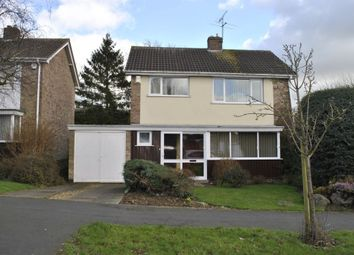Thumbnail 3 bedroom detached house for sale in Launde Road, Oadby