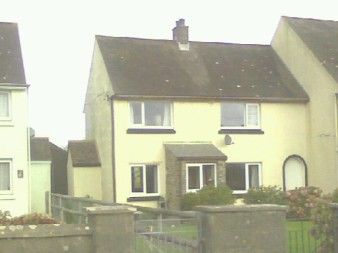 Thumbnail 2 bed cottage to rent in Woodlands Rise, St Twynnells