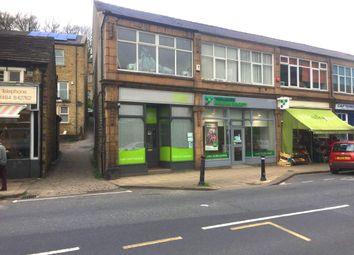 Thumbnail Retail premises for sale in Huddersfield HD7, UK