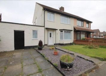 Thumbnail 3 bed semi-detached house to rent in Ramsey Avenue, Roseworth, Stockton On Tees