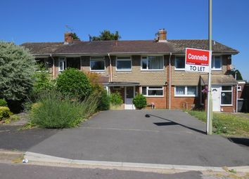 Thumbnail 3 bed terraced house to rent in Ashurst Close, Winchester