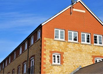 Thumbnail 2 bed flat for sale in Old Tannery Way, Sherborne