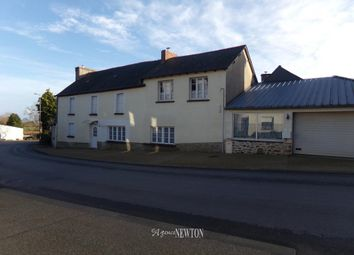 Thumbnail 3 bed town house for sale in Meneac, 56490, France