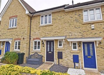 2 bed terraced house for sale in Guernsey Way, Kennington, Ashford TN24