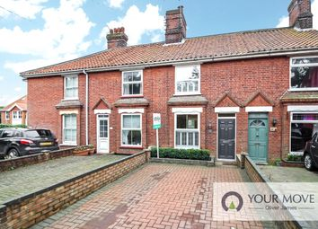Thumbnail 2 bed terraced house for sale in London Road, Beccles