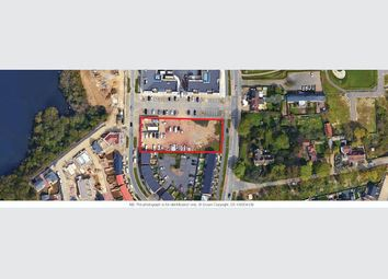 Thumbnail Land for sale in Drake Avenue, Peterborough