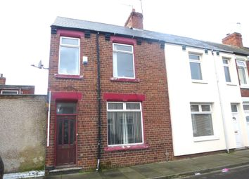 Thumbnail 3 bed end terrace house for sale in Richmond Street, Hartlepool