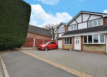 Thumbnail 5 bed detached house for sale in Waveney Grove, Cannock, Staffordshire