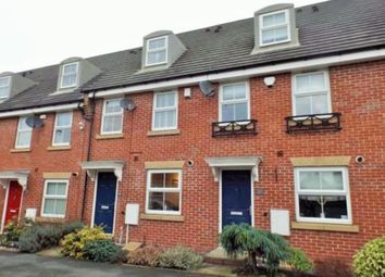 Thumbnail 3 bedroom town house for sale in High Main Drive, Bestwood Village, Nottingham