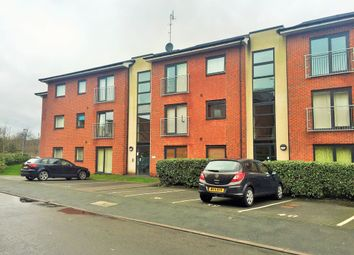 Thumbnail 1 bed flat to rent in 59 Penstock Drive, Cliffe Vale, Stoke-On-Trent, Staffordshire
