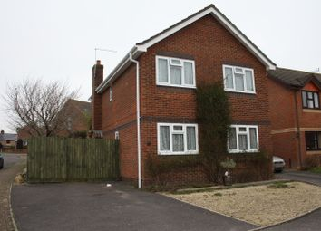 Thumbnail 4 bedroom detached house for sale in Elm Close, Sturminster Newton