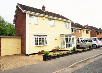Thumbnail 3 bed link-detached house for sale in Henwood Road, Tettenhall, Wolverhampton