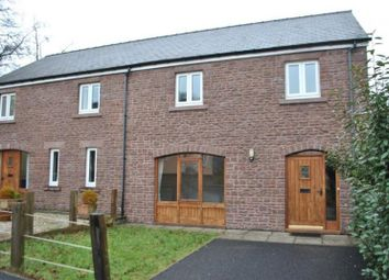 Thumbnail 3 bed property to rent in Parc Pencrug, Llandeilo