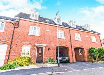 Thumbnail 4 bed terraced house for sale in Kingsdown Road, Lincoln
