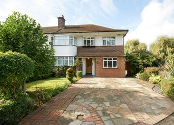Thumbnail 5 bedroom semi-detached house for sale in Rayners Lane, Pinner