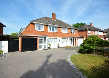 Thumbnail 3 bed semi-detached house for sale in St. Gerards Road, Shirley, Solihull