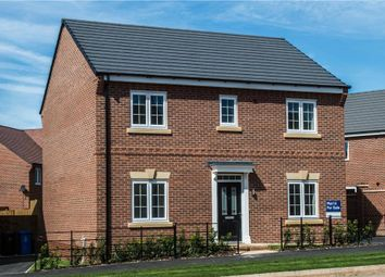 "Thumbnail 4 bed detached house for sale in ""Walton"" at Starflower Way, Mickleover, Derby"