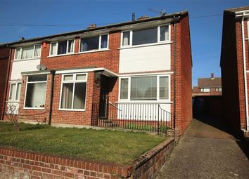 Thumbnail 3 bed semi-detached house for sale in Courtmount Grove, Portsmouth, Hampshire