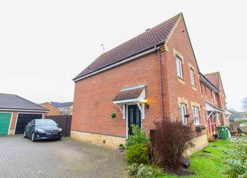 Thumbnail 3 bed terraced house for sale in Timberlog Close, Basildon