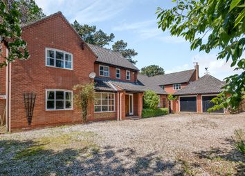 Thumbnail 4 bed detached house for sale in Harp Close, Fakenham