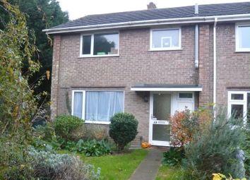 Thumbnail 3 bedroom semi-detached house to rent in Lancaster Crescent, Downham Market