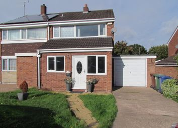 Thumbnail 3 bed property for sale in 10, Greenfields Drive, Rugeley, Staffordshire