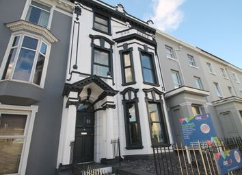 Thumbnail 8 bed terraced house to rent in North Hill, Plymouth
