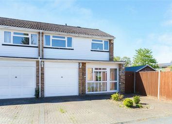 Thumbnail 3 bed semi-detached house for sale in Langtons Meadow, Farnham Common, Buckinghamshire